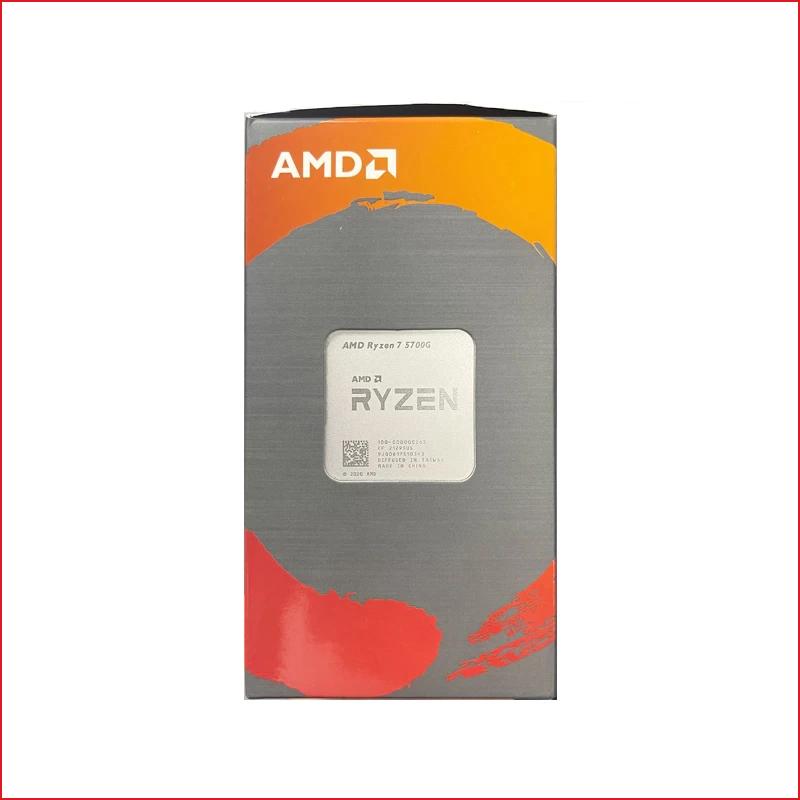 CPU AMD Ryzen 7 5700G 2