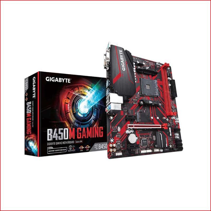 MainBoard Gigabyte B450M Gaming 2