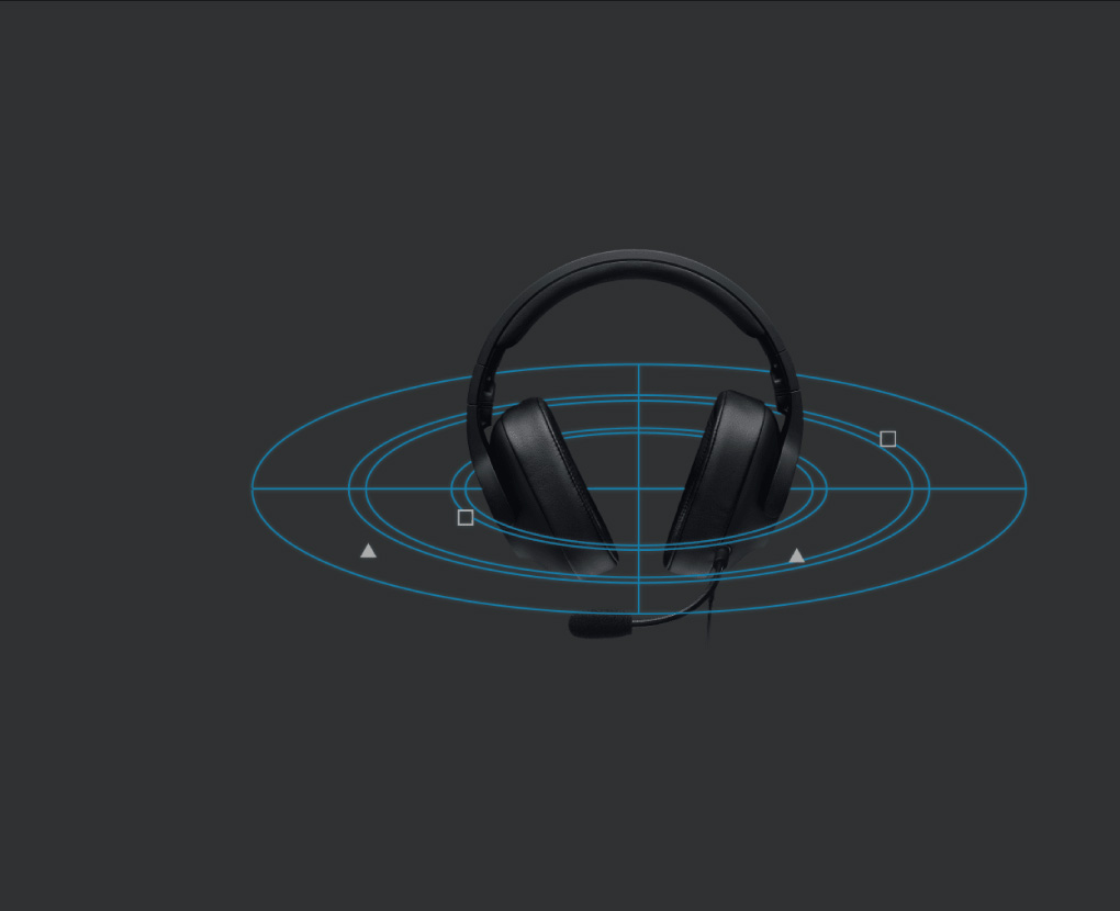 Tai Nghe Gaming Logitech G Pro Gen 2 Cong Nghe Am Thanh Vom