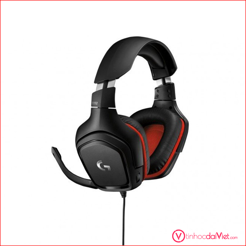 Tai Nghe Gaming Logitech G331 Jack 3.5mmAm Thanh Vom 7.1 1